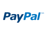 Company logo for PayPal